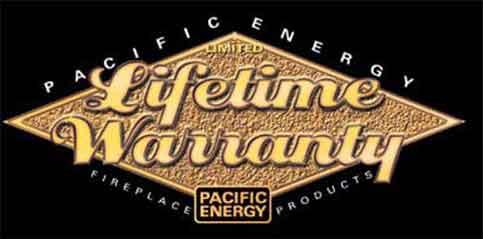 garantía pacific energy 2 estufa de leña