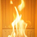 pacific energy estufa de leña llama
