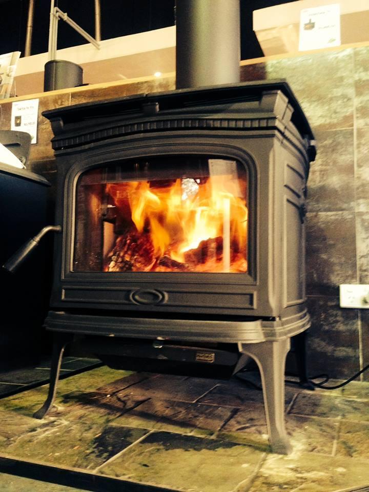 pacific energy 2 estufa de leña fuego