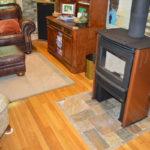 pacific energy 2 estufa de leña salon