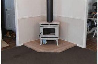 estufa pacific energy blanca instalacion